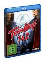 Teen Wolf - Teil: 1 + 2 [Blu-ray/NEU/OVP] Michael J. Fox, James Hampton, Scott P