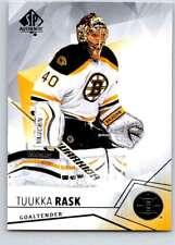(HCW) 2015-16 Upper Deck SP Authentic #34 Tuukka Rask Bruins
