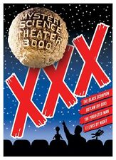Mystery Science Theather 3000: XXX (DVD, 2014, 4-Disc Set)