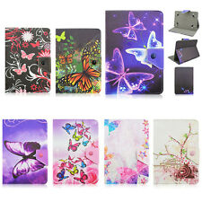 """For Samsung Galaxy Tab 3 Lite 7.0 T110 T111 7"""" inch Universal Leather Case Cover"""