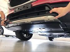 For Mazda CX-5 CX5 2017 2018 Front & Rear Bumper Skid Protector Guard Plate Trim