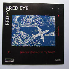 Red Eye Special Delivery To My Heart 7 inch record Dischord, Decomposition, Punk