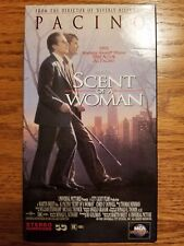 Scent of a Woman with Al Pacino - Like New (VHS, 1993)