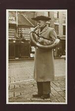 Yorkshire Yorks RIPON The Hornblower c1950/60s? RP PPC