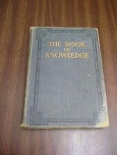 The Book Of Knowledge Vol. XV 1912