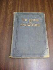 The Book Of Knowledge Vol. XV 1912