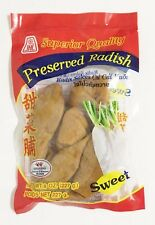 8oz JHC Superior Quality Preserved Sweet Radish, Whole