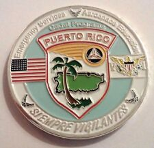 CIVIL AIR PATROL PUERTO RICO USVI VIRGIN ISLANDS CAP Air Force Cadete challenge