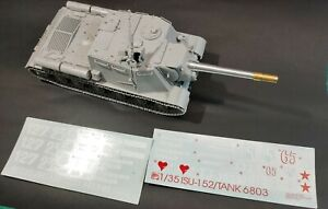 DRAGON 1/35 ISU 152 RUSSIAN SPG
