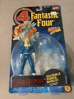 1994 Marvel Fantastic Four Invisible Woman Toy Vintage NEW Sealed