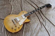 Gibson: Electric Guitar Les Paul Traditional 2017 Plain Top Lemon Burst NEW
