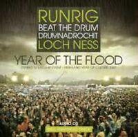 "RUNRIG ""THE YEAR OF THE FLOOD (LIVE)"" CD NEU"