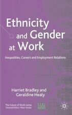 Ethnicity and Gender at Work: Inequalities, Careers and Employment-ExLibrary