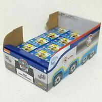Lot of 12 - Paw Patrol Series 1 Paw Mini Figures Blind Box & Display Case New