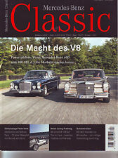 Mercedes Benz Classic 4/09 300 SEL 6.3 W109 & 600 W100/LAK 322 Allrad-Kurzhauber