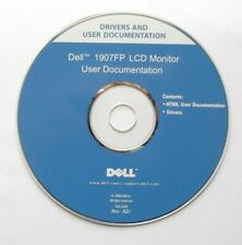 2006 Dell 1907FP LCD Monitor User Documentation