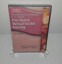 ELECTRONIC CLASSROOM MANAGER ACCOMPANY PSYCHIATRIC MENTAL HEALTH NURSING 3rd ED.