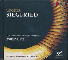 Wagner Siegfried CD NEW State Opera of South Australia Asher Fisch SACD Adelaide