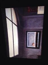 "Avigdor Arikha ""Studio Interior"" Romanian Israeli Art 35mm Glass Slide"