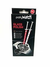 PolyWatch Glass Polish - Scratch Remover / Repair Cell Phone Screens and Watches