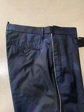NWT $275 Emporio Armani Mens Sort Pants Blue/Navy 34 US ( 50 Eu )