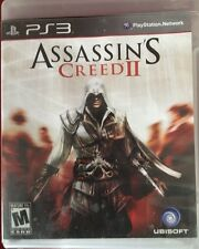 Assassins Creed II PS3 Video Game TESTED