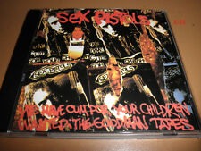 SEX PISTOLS cd WE HAVE COM FOR YOUR CHILDREN wanted the GOODMAN tapes DOJO 216