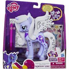 My Little Pony Princess Luna Design a Pony NEW ~ Free Shipping !!