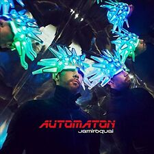 JAMIROQUAI AUTOMATON CD - NEW RELEASE MARCH 2017