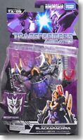 New TakaraTomy Transformers Animated TA-09 Blackarachnia Painted