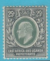 EAST AFRICA 37  NO FAULTS  MINT HINGED OG EXTRA FINE