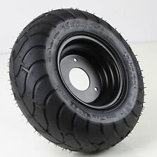 13x5.00-6 Tire Tyre and Rim for Go kart ATV Trolley Moped