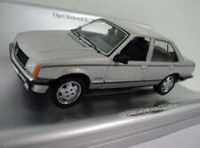 GENUINE Vauxhall Rekord in (Silver) 1:43 Diecast Model Car
