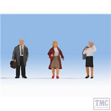 N17850 Noch O Scale Passengers (3) Figures Set