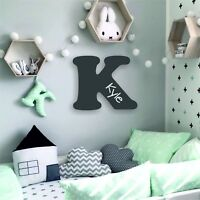 Large Letters or Numbers Bedroom House Nursery Custom Acrylic Any Colour