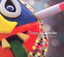 New: Truco & Zaperoko: Musica Universal  Audio CD