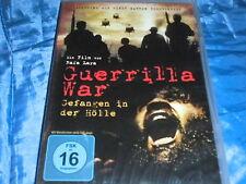 DVD : Guerrilla War - Gefangen in der Hölle , Kriegs Film , ca. 105 Min. , ovp.