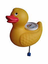 Poolthermometer Ente Teichthermometer Pool-Thermometer Schwimmbadthermometer