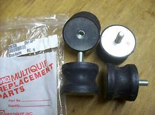 Multiquip Mikasa plate compactor tamper shockmount set of 4 for Mvc88 939010230