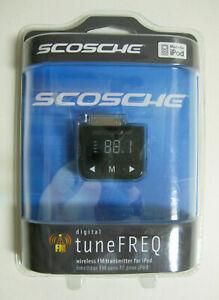 Scosche FMTD2 tuneFREQ Wireless FM Transmitter with Digital Display