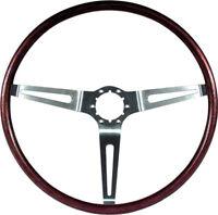 OER 3960722 1969-1970 Chevrolet Camaro Nova Simulated Rosewood Steering Wheel