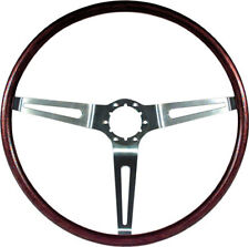 OER 3960722 1969-1970 Chevrolet Camaro Nova Simulated Rosewood Steering Wheel