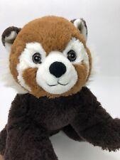 Build a Bear Red Panda Fox 2013 Wwf World Federation Plush Raccoon Large
