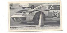 1970's  Race Car #98 card (see scan)