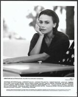 ~ Lena Olin Havana Original 1990 Promo Portrait Photo