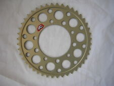 Aprilia RSV1000 MIlle 98-10 44T 525 Renthal Alloy Hard Anodised Rear Sprocket,(