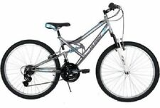 Front & Rear (Full) Steel Frame Women Mountain Bike Bicycles