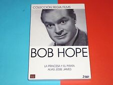 BOB HOPE : ALIAS JESSE JAMES + LA PRINCESA Y EL PIRATA Nueva