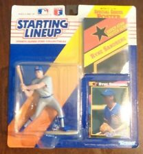 1992 Ryan Sandberg Baseball (Chicago Cubs) Starting Lineup figure Sealed