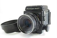 【EXC++++】Mamiya RB67 pro S Film Camera w/ sekor C 127mm f/3.8 Lens Hood #3043